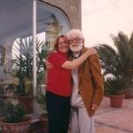 Antonella La Monica e Peter Russell