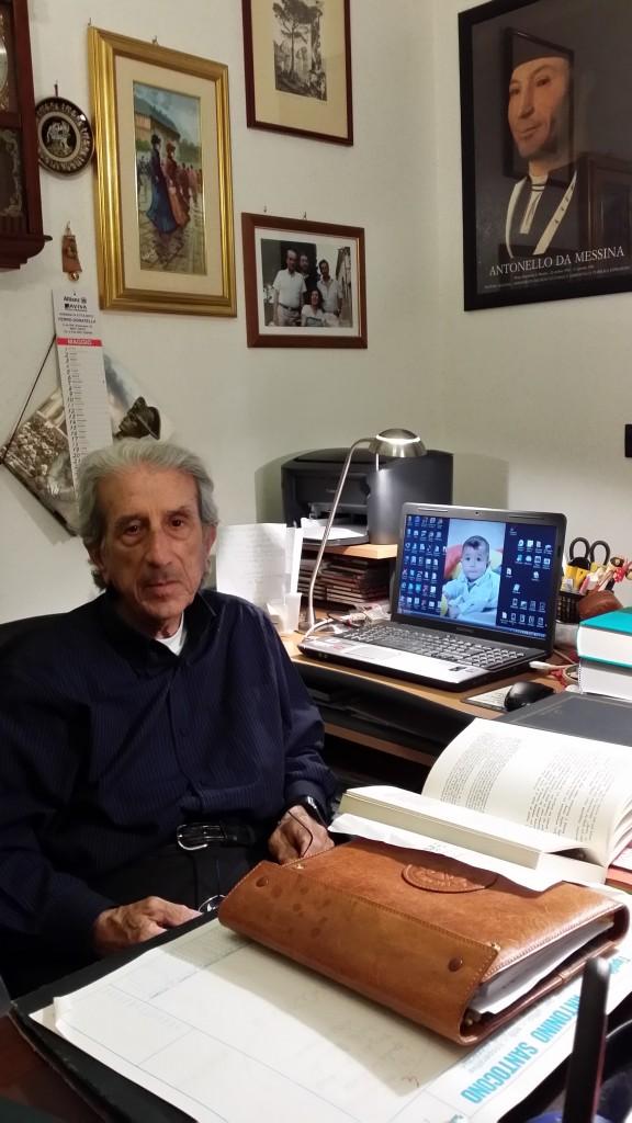 Sito web: Benito Marziano