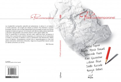 I poeti contemporanei 105 - 7 autori
