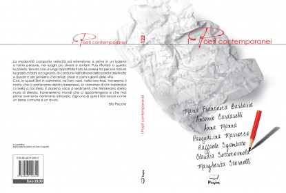 I poeti contemporanei 122 - 7 autori