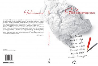 I poeti contemporanei 219- 7 autori