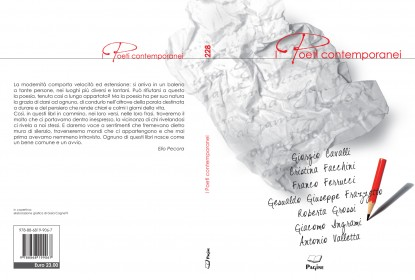 I poeti contemporanei 228 - 7 autori