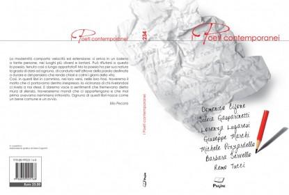 I poeti contemporanei 234 - 7 autori